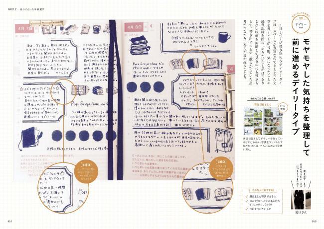 書いて叶える、スッキリ暮らし わたしの「ノート&手帳」ルール