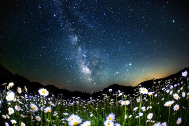 夜の絶景写真 夜の絶景写真 星空風景編