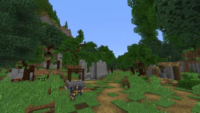 Minecraftゲーム内ストアに新ワールド『Diamond Paladin』を出品!