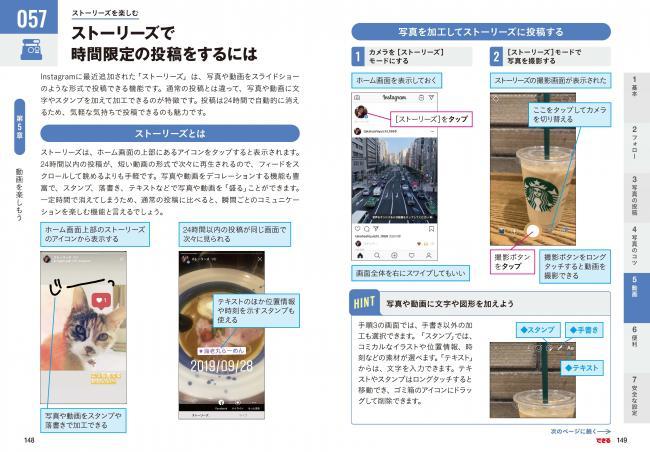 『できるfit Instagram インスタグラム 基本+活用ワザ』 オンライン書店予約・早期購入キャンペーン