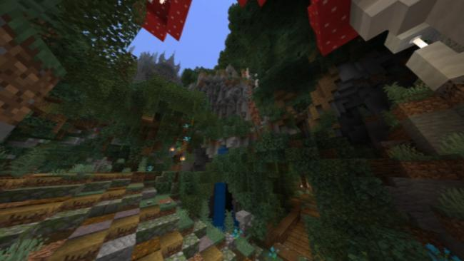 Minecraftゲーム内ストアに、ダークファンタジーの世界観溢れるワールド 『ヴラァドラから脱出せよ!』を出品