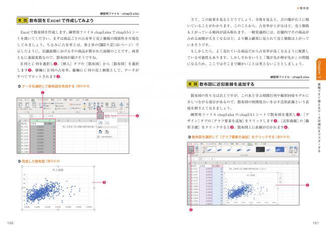 統計学の基礎から学ぶExcelデータ分析の全知識(できるビジネス)