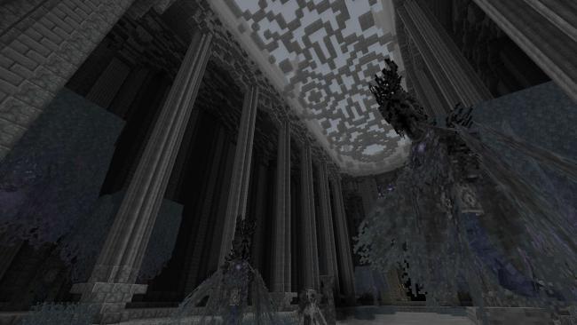 Minecraft マーケットプレイスに、闇に包まれた世界を救うアドベンチャーワールド 『モザリア』を出品