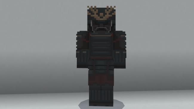 Minecraftで武家の一族になりきるスキンパック『侍&着物HD』を マーケットプレイスにて販売開始