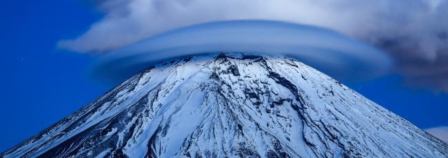橋向 真のファースト写真集 『神気 新・富士山景』